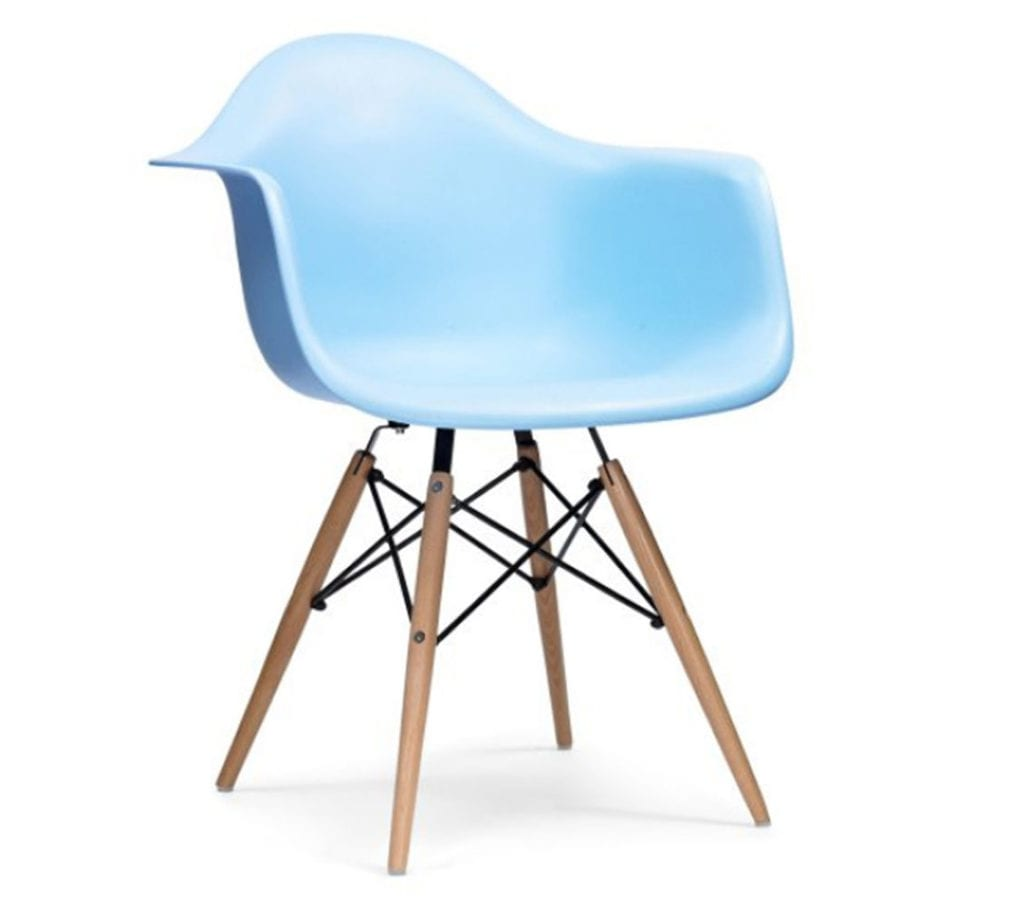 Eames chairs by charles ray eames from light glory - Charles eames and ray eames ...