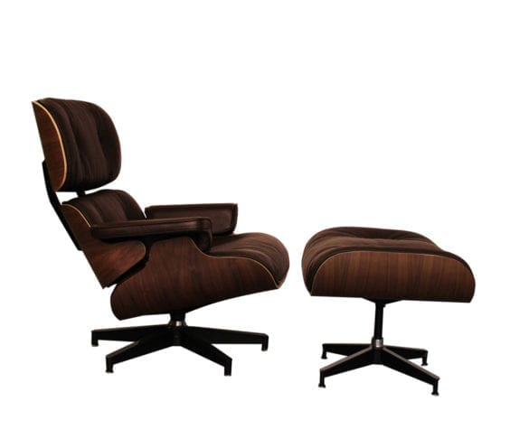 charles-eames-style-brown-walnut-lounger-side