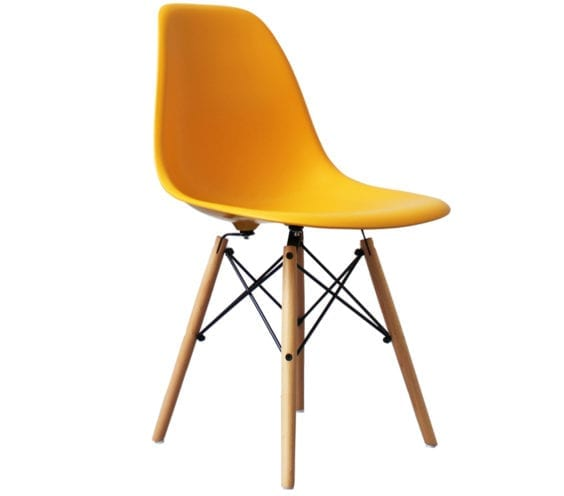 eames-dsw-yellow-front-angle