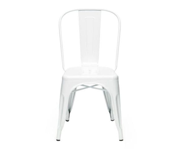 tolix-white-chair-front-view