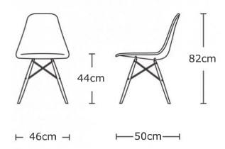 eames-dsw-style-chair-dimensions