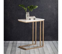 forde-contemporary-gold-side-table-with-white-marble-top-1