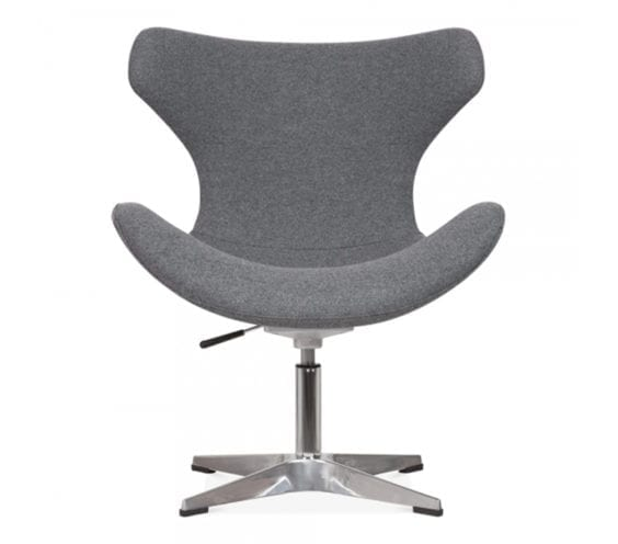 foss-upholstered-swivel-lounge-chair-with-aluminium-base-front