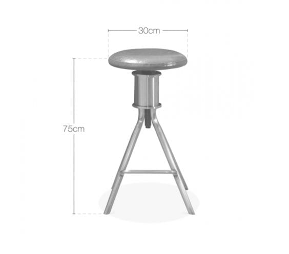 kolding-swivel-bar-stool-with-metal-frame-75cm-dimensions