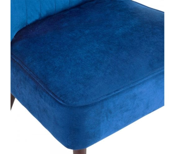 luna-upholstered-art-deco-statement-chair-in-navy-velvet-seat-detail